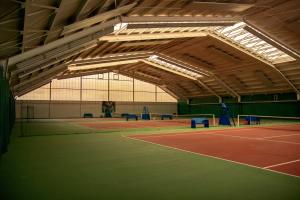 tennishalle münchen
